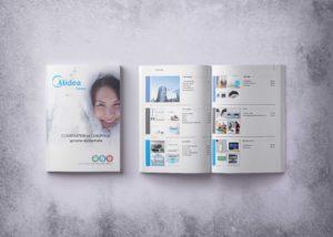 catalogue produits de climatisation Midéa