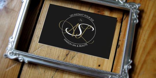 logo-Un Instant Pour Soi by Amandine Laurent