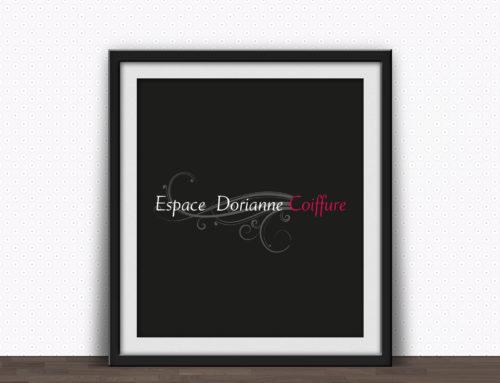 Logo Espace Dorianne Coiffure