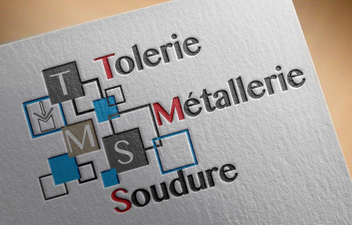 logo-tms- Tôlerie Métallerie Soudure à Saint André de Corcy