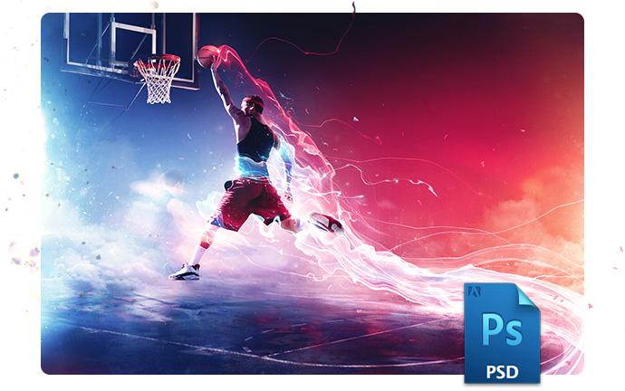 Illustration sport graphisme couleur Patricia Design Graphique