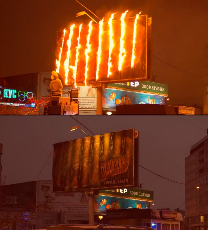 Double-GrillBar-Flaming-Billboard
