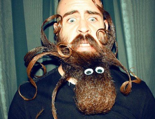 Isaïe Webb, jamais sans ma barbe !