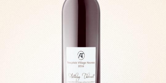 etiquette de vin-AT-saori