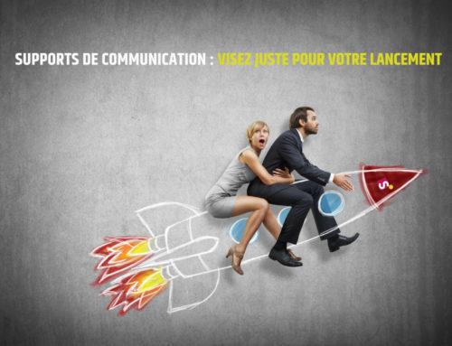 Supports de communication: visez juste pour votre lancement