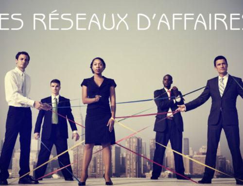 Rencontres, recommandations et business : Qui sont les réseaux d'affaires ?
