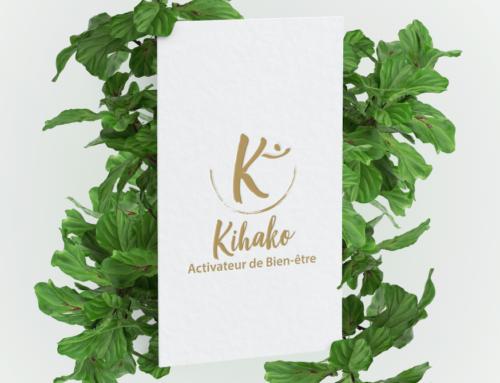 Logo Kihako Activateur de bien-être