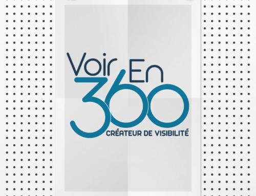 Logo Voir en 360 Créateur de Visibilité