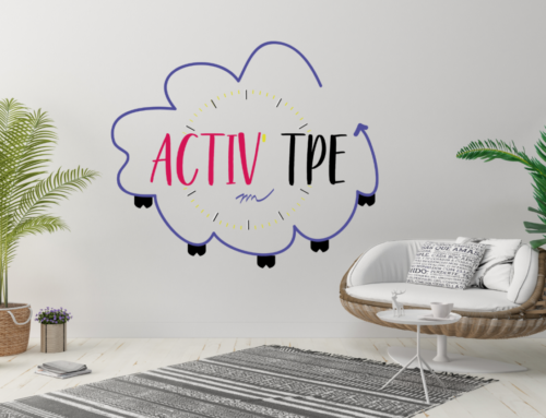 Logo Activ'TPE Mélina Carano