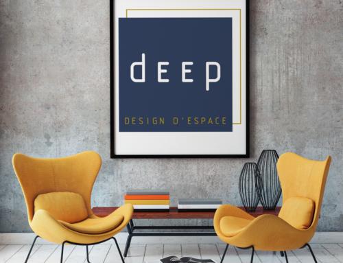 Refonte Graphique Logo Deep Design D'espace  Emilie Paule