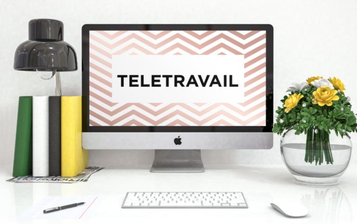 Télétravail - travail à domicile - Agence SAORI - Villié-Morgon
