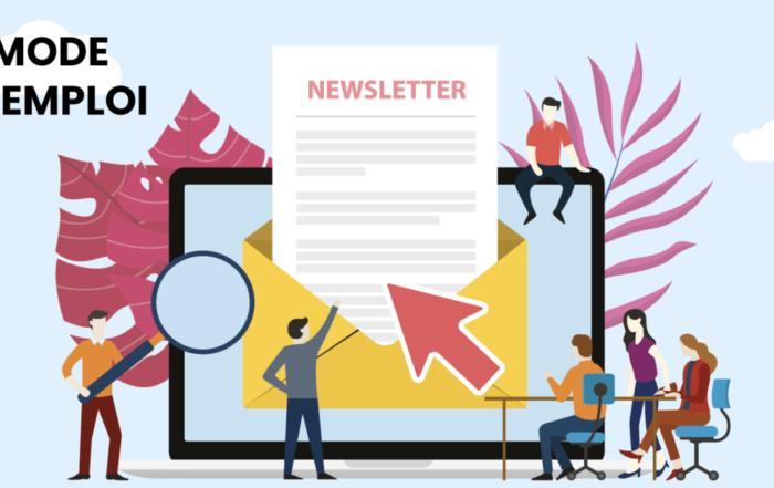 stratégie de communication la newsletter