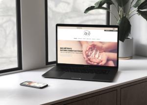 création site internet design institut Biodetente haute savoie