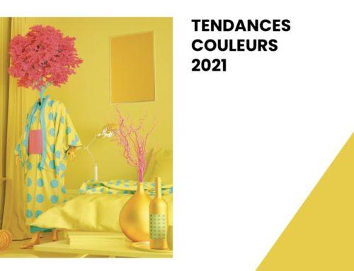 Tendances 2021 : quelles couleurs choisir ?