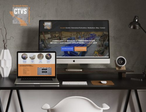 Charte graphique site internet CTVS