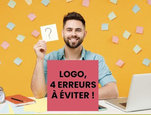 Les 4 erreurs qui nuisent à votre logo