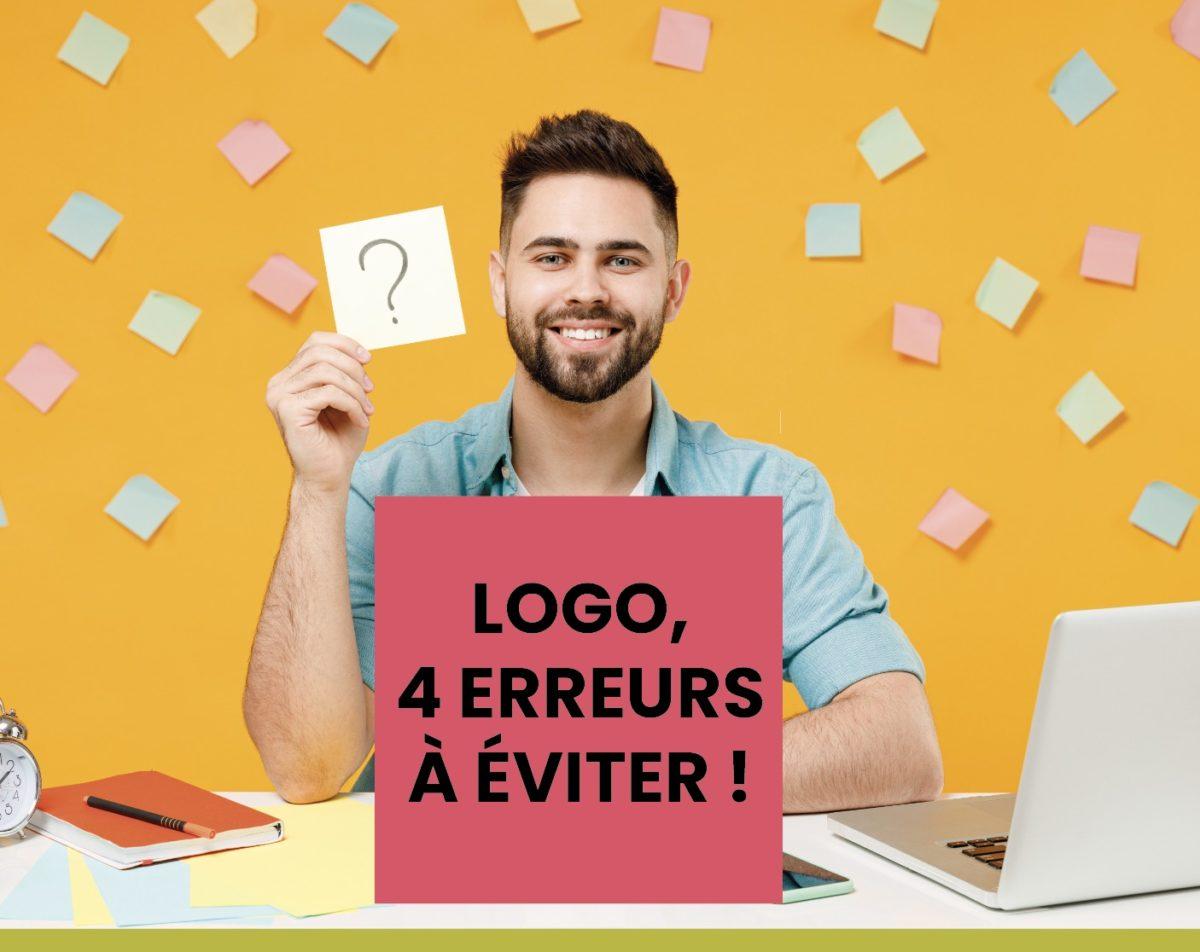 graphiste les quatres erreurs à éviter pour votre logo